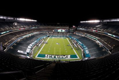 "NFL muda Eagles x Washington na semana 17 para o ""SNF"" - The Playoffs"