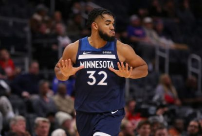 Karl-Anthony Towns é diagnosticado com COVID-19 - The Playoffs