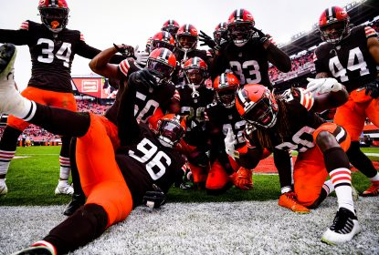 Browns vencem Steelers e voltam aos playoffs após 18 anos - The Playoffs