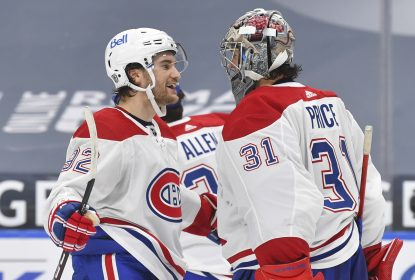 Com grande atuação de Price, Canadiens goleiam Oilers fora de casa - The Playoffs