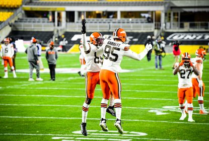 Cleveland Browns vence o Pittsburgh Steelers e avança ao Divisional Round - The Playoffs