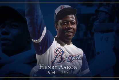 Hank Aaron, lenda do beisebol, morre aos 86 anos - The Playoffs