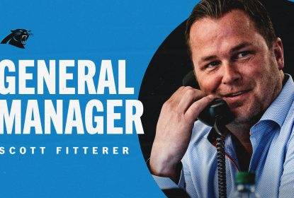 Panthers contratam Scott Fitterer como novo GM - The Playoffs