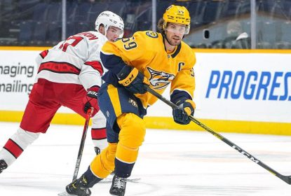 NHL adia jogo entre Carolina Hurricanes e Nashville Predators - The Playoffs