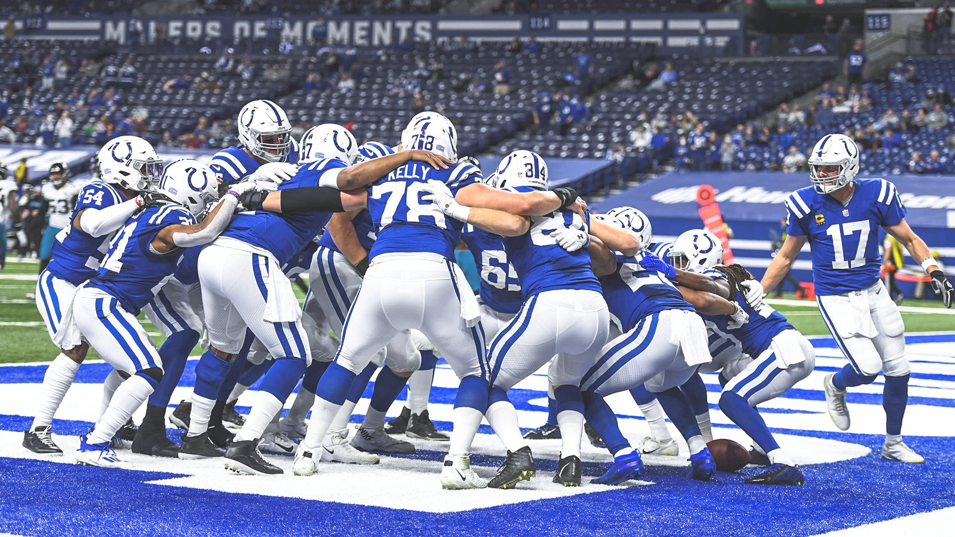 Indianapolis Colts NFL 2020