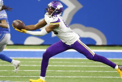 Com recorde Justin Jefferson, Vikings vencem Lions na despedida da temporada - The Playoffs