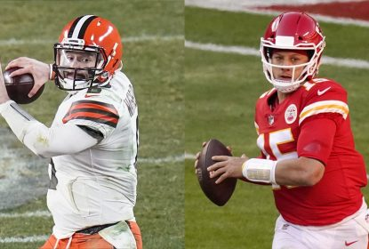 [PRÉVIA] Playoffs da NFL: Kansas City Chiefs x Cleveland Browns – AFC Divisional Round - The Playoffs