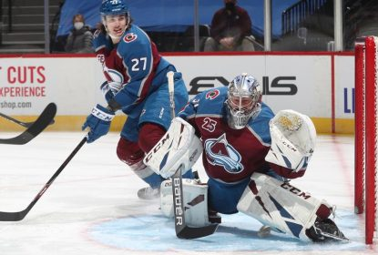 Com autoridade, Colorado Avalanche derrota San Jose Sharks - The Playoffs