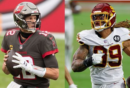 [PRÉVIA] Playoffs da NFL – Washington Football Team x Tampa Bay Buccaneers – NFC Wild Card - The Playoffs