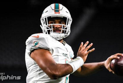 Dolphins colocam Tagovailoa na injured reserve - The Playoffs