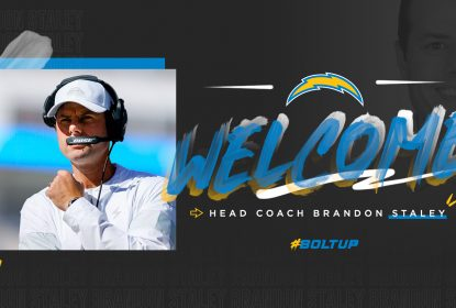 Los Angeles Chargers acerta a contratação de Brandon Staley para head coach - The Playoffs