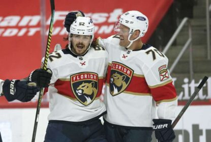 Com show do ataque, Florida Panthers goleia Detroit Red Wings - The Playoffs