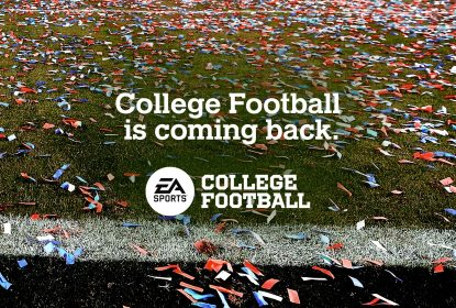 EA Sports anuncia retorno de jogo do College Football - The Playoffs