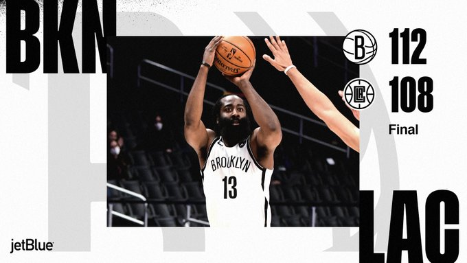 Nets vencem Clippers