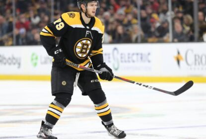 Jeremy Lauzon passa por cirurgia e desfalcará o Boston Bruins - The Playoffs