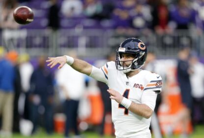 Los Angeles Chargers acerta com QB Chase Daniel - The Playoffs