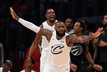 Livecast TP #20: Simulando o draft do All-Star Game da NBA - The Playoffs