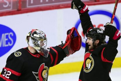 De virada, Ottawa Senators derrota Calgary Flames - The Playoffs