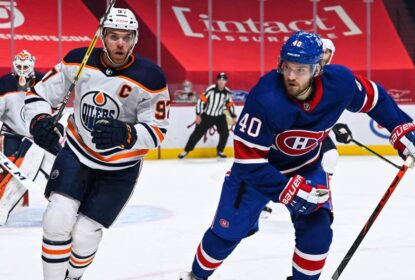 Por COVID-19, NHL adia partida entre Canadiens e Oilers - The Playoffs