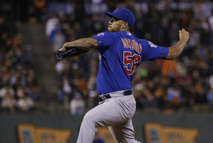 Red Sox contratam veterano reliever Hector Rondon - The Playoffs