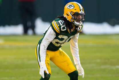 Packers renovam por um ano com CB Kevin King - The Playoffs