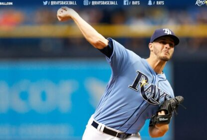 Odorizzi assina contrato de dois anos com o Houston Astros - The Playoffs