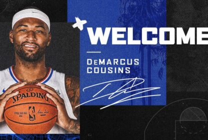 Clippers oficializam contratação de DeMarcus Cousins - The Playoffs