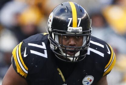 Ex-Steelers, OT Marcus Gilbert anuncia aposentadoria - The Playoffs