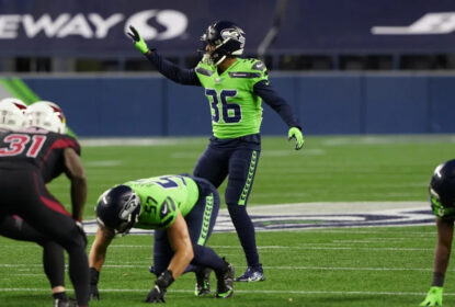 Seattle Seahawks renova com Damarious Randall - The Playoffs
