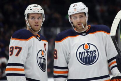 Connor McDavid e Leon Draisaitl brilham e Oilers derrotam Senators - The Playoffs