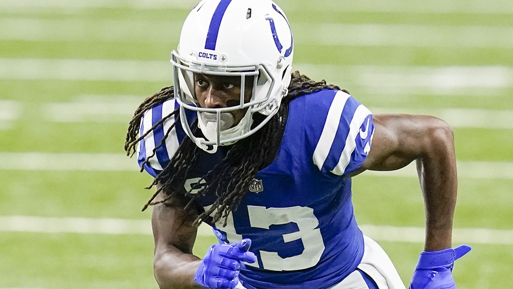 T.Y. Hilton returning to Indianapolis Colts on one-year deal