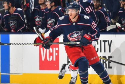 Columbus Blue Jackets troca Riley Nash com Toronto Maple Leafs - The Playoffs