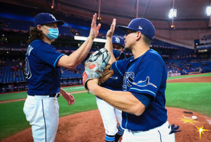 Rays trocam shortstop Willy Adames para os Brewers - The Playoffs