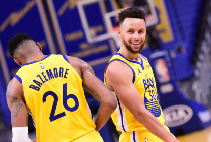 Warriors contam com bela atuação de Curry e derrotam Bucks sem Antetokounmpo - The Playoffs