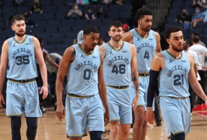 Grizzlies vencem Kings em noite de descanso dos titulares - The Playoffs