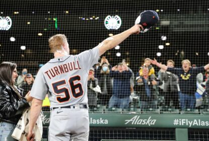 Spencer Turnbull consegue no-hitter e Tigers vencem Mariners - The Playoffs