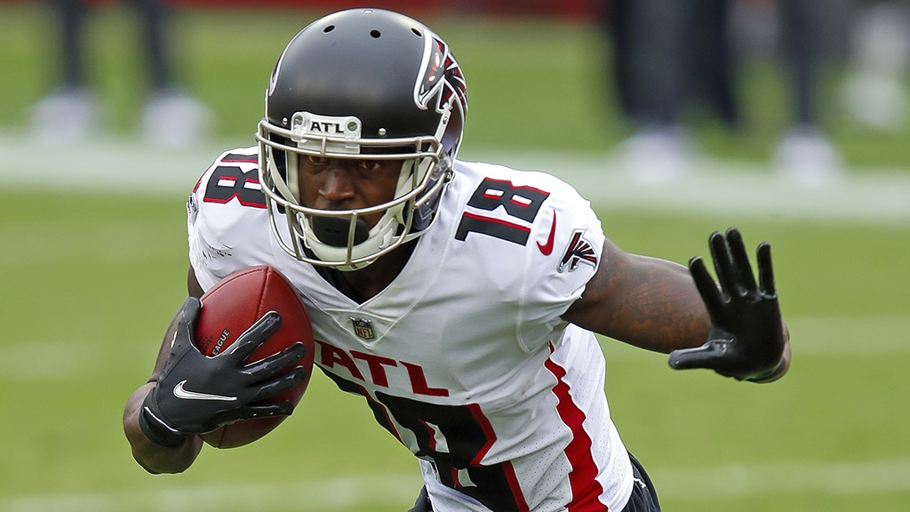 Falcons exercise WR Calvin Ridley's $11.1M fifth-year option - NFL