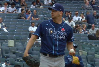 Tampa Bay Rays trocam Rich Hill com New York Mets - The Playoffs