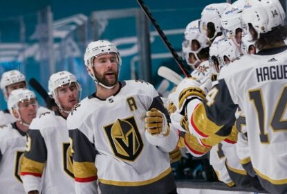 NHL - Golden Knights vencem Sharks e mantêm chance de título no Oeste - The Playoffs