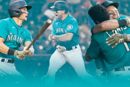 Jarred Kelenic brilha no bastão e Mariners vencem Indians em Seattle - The Playoffs