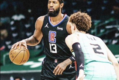 Clippers fazem chover nas bolas de três e despacham os Hornets - The Playoffs