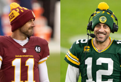 Alex Smith defende Aaron Rodgers e exige respeito do Green Bay Packers - The Playoffs