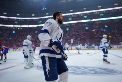 NHL Power Ranking 2021/2022 The Playoffs: Faceoff - The Playoffs
