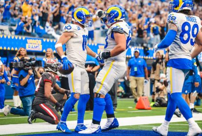 Los Angeles Rams domina Tampa Bay Buccaneers e vence terceira seguida - The Playoffs